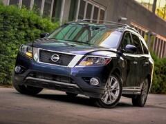 2015 Nissan Pathfinder SUV