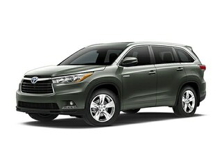 2015 Toyota Highlander Hybrid Sport Utility