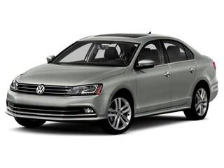 2015 Volkswagen Jetta Sedan Sedan