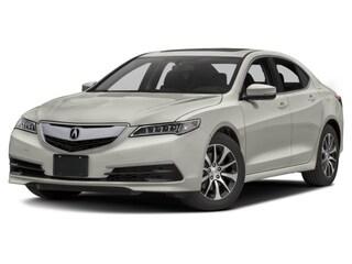 2016 Acura TLX 2.4L P-AWS Sedan