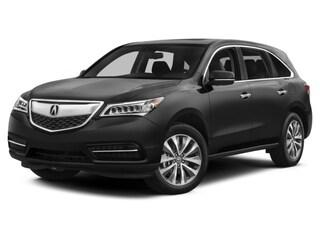 2016 Acura MDX NAV PKG - 0 CLAIMS, NAVIGATION, LEATHER SEATING, BLUETOOTH SUV 5FRYD4H42GB503948