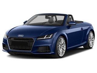 2016 Audi TT 2.0T Convertible