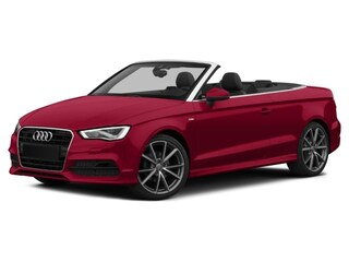 2016 Audi A3 Cabriolet Convertible