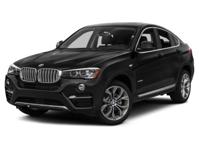 2016 BMW X4 xDrive28i SAV