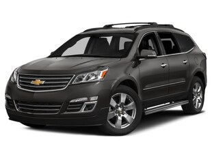 2016 Chevrolet Traverse LTZNAVIGATION| HEATED/COOLED SEATS| BACKUP CAMERA| AWD  LTZ