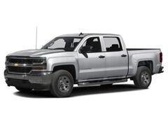 2016 Chevrolet Silverado 1500 Truck Crew Cab