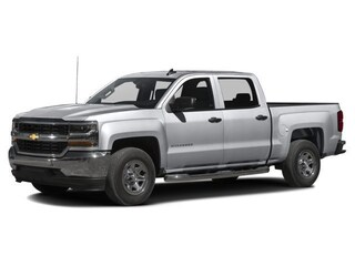 2016 Chevrolet Silverado 1500 LT *Heated Seats, Remote Start* Truck Crew Cab