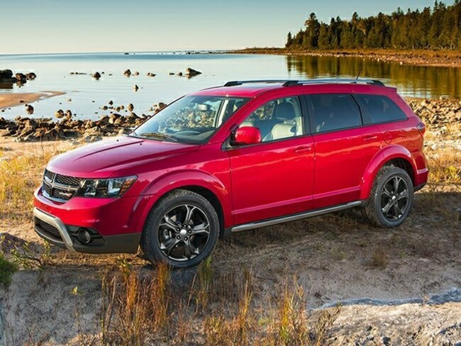 2016 Dodge Journey Crossroad AWD Passager