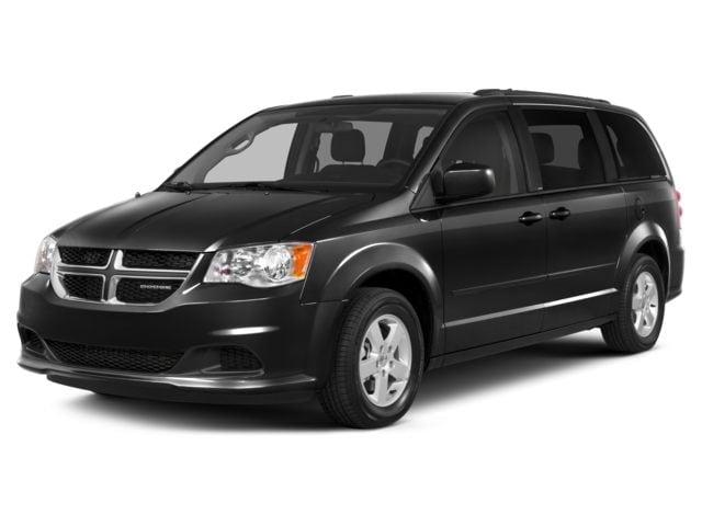 2016 Dodge Grand Caravan SE/SXT Passenger Van