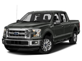 2016 Ford F-150 Truck Crew Cab