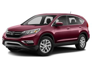 2016 Honda CR-V EX **BIGGEST YEAR-END SALES EVENT** SUV