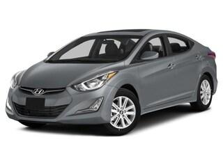 2016 Hyundai Elantra Sport Appearance Sedan
