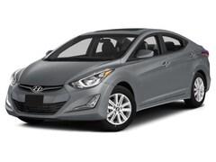 2016 Hyundai Elantra GLS Sedan