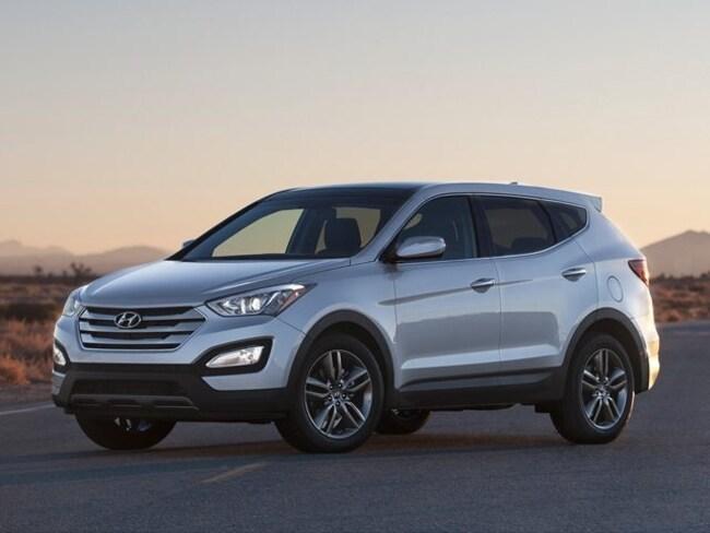 2016 Hyundai Santa Fe Sport SE SUV