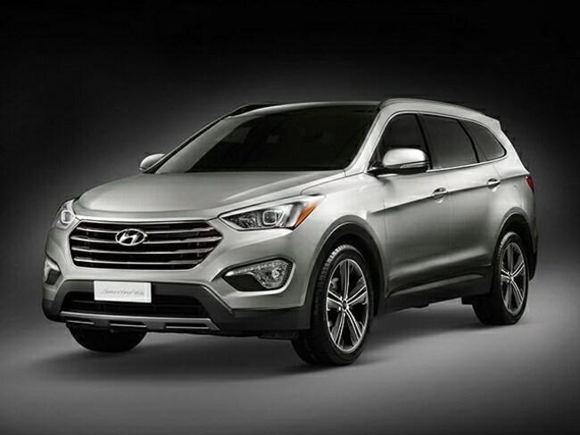 2016 Hyundai Santa Fe XL SUV
