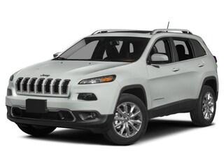 2016 Jeep Cherokee North VUS