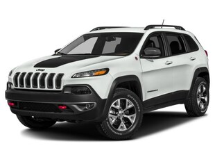 2016 Jeep Cherokee TRAILHAWK*NAV*TOIT PANO*HITCH*MAGS 17''* SUV