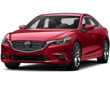 2016 Mazda Mazda6 GS Leather- Courtesy car blowout Sedan