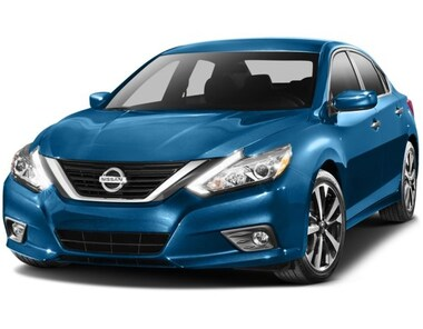 2016 Nissan Altima Sedan 2.5 S CVT Sedan