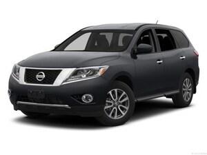 2016 Nissan Pathfinder