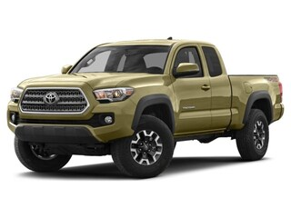 2016 Toyota Tacoma SR+ Extended Cab Pickup