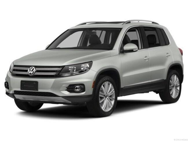 2016 Volkswagen Tiguan Special Edition SUV