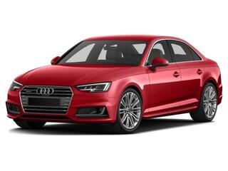 Used 2017 Audi A4 2.0T Quattro Progressiv - Navigation Sedan 0011A for sale in Winnipeg, MB