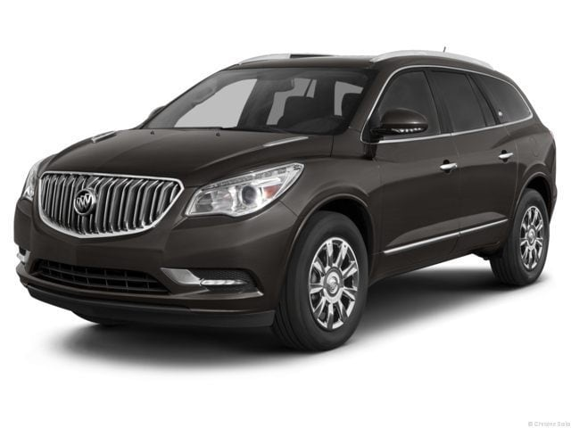 2017 Buick Enclave *Heated & cooled *Rear park assist *Blind zone ale SUV