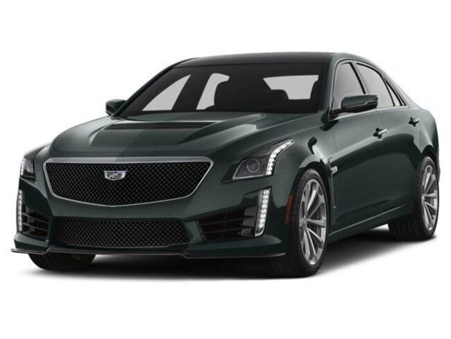2017 CADILLAC CTS-V Base Sedan