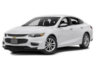 2017 Chevrolet Malibu LT w/1LT FWD Bluetooth, Back Up Camera, Sedan