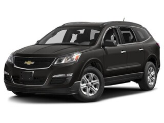 Used 2017 Chevrolet Traverse LS All-wheel Drive for Sale in Hinton