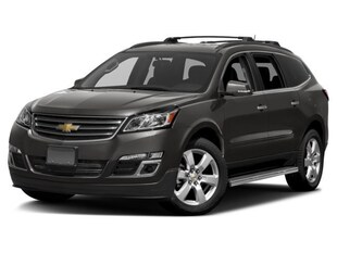 2017 Chevrolet Traverse LT 1LT AWD, Remote Start, Heated Seats, Rear Cam SUV