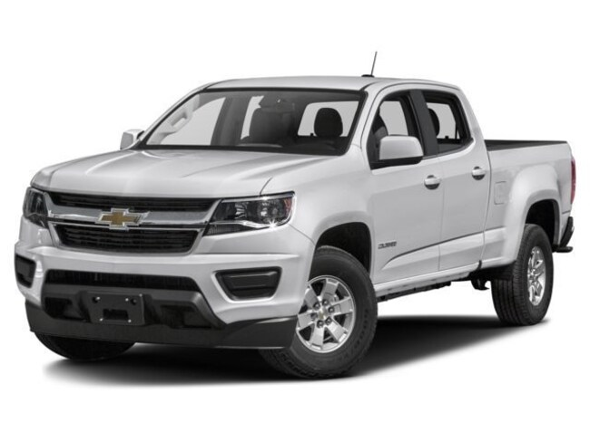 2017 Chevrolet Colorado Crew Cab 4x4 *Low,Low KM's* Truck Crew Cab