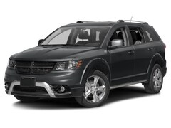Pre-Owned 2017 Dodge Journey Crossroad NAVIGATION, BACK UP CAMERA, 2ND ROW OVERHEAD SCREE for sale in Oshawa, ON