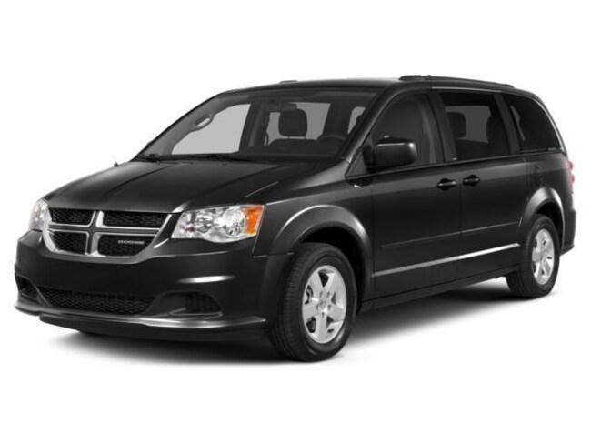 2017 Dodge Grand Caravan Crew Van Passenger Van
