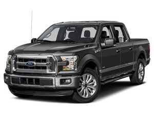 2017 Ford F150 4x4 - Supercrew XLT - 145 WB