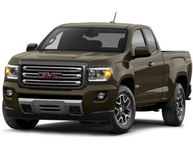 2017 GMC Canyon 2WD Truck Extended Cab