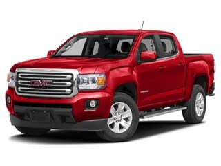 2017 GMC Canyon SLE ASK ABOUT BOYER PREFERRED PRICING Truck Crew Cab