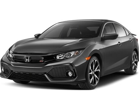 2017 Honda Civic SDN SI Berline