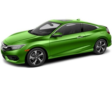 2017 Honda Civic Coupe Touring CVT Coupe