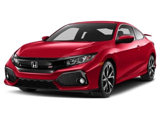 2017 Honda Civic Si Coupé