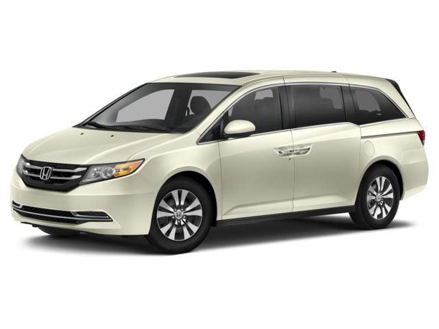 2017 Honda Odyssey EX-L w/RES Van Passenger Van