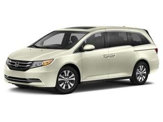 2017 Honda Odyssey EX-L w/Navi Van Passenger Van