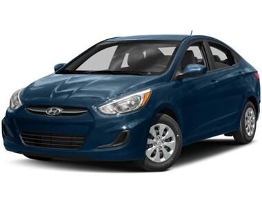 2017 Hyundai Accent GLS Car