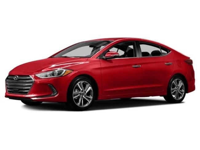 2017 Hyundai Elantra SEDAN .