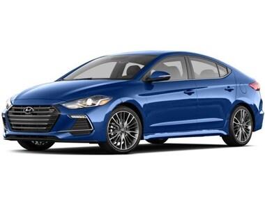 2017 Hyundai Elantra Sport 1.6L Turbo Auto Berline