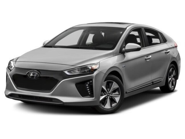 2017 Hyundai Ioniq EV SE Comfort Hatchback