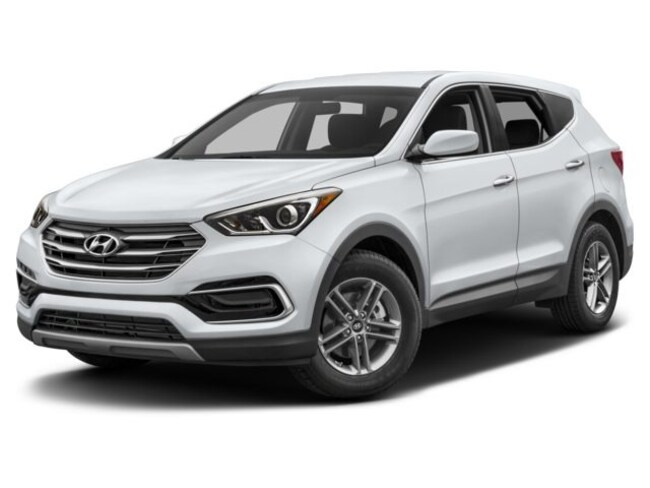 2017 Hyundai Santa Fe Sport SPORTB SUV