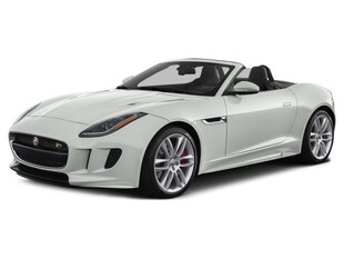 2017 Jaguar F-TYPE R - Convertible AWD - 550hp Convertible