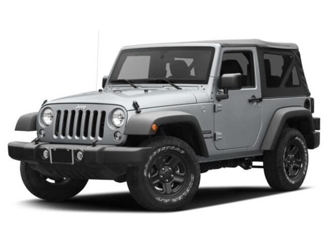 2017 Jeep Wrangler | Sport | MANUAL | WILLYS WHEELER |  Wagon